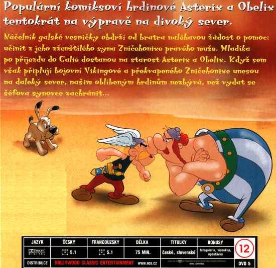 Asterix a VIKINGOVÉ