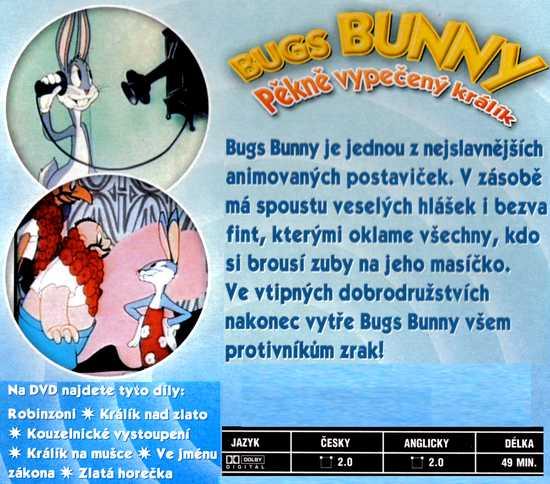 Pìknì vypeèený králík!