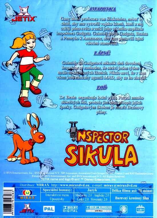 Inspector Sikula 2